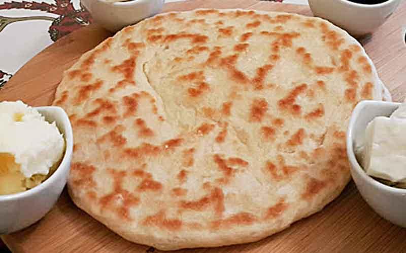 Bazlama Rezept Türkische Rezepte