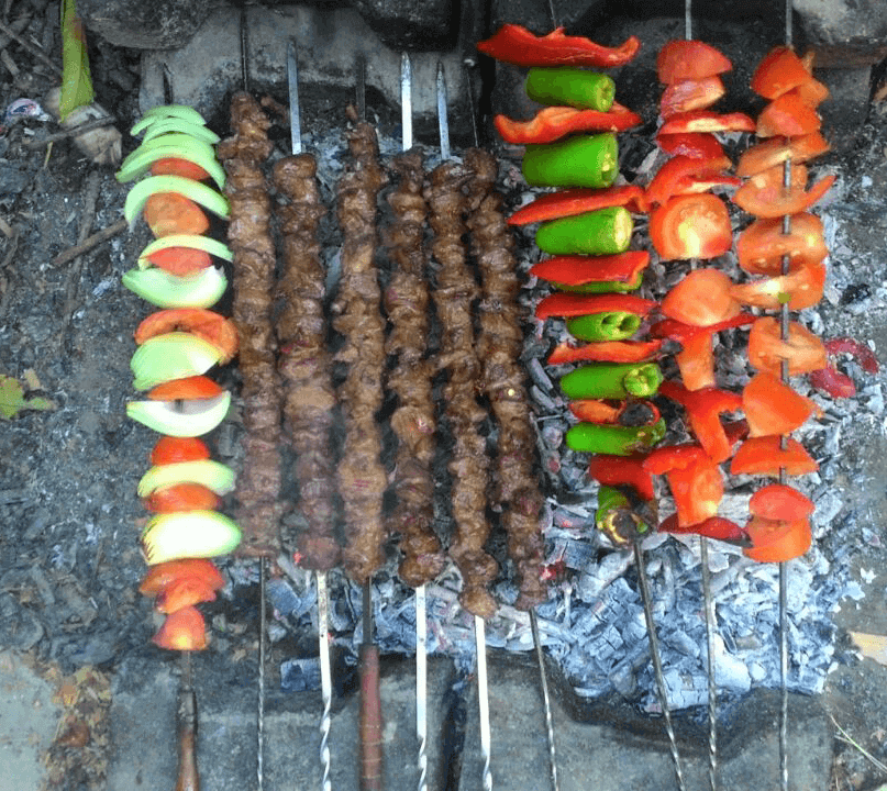 Photo of Fleischspieß – Şiş Kebabı