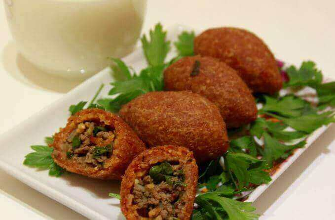 Photo of Kebbe – İçli Köfte