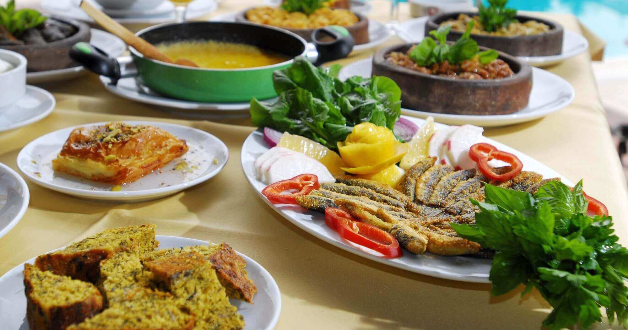 Türkische Küche - Türkische Rezepte