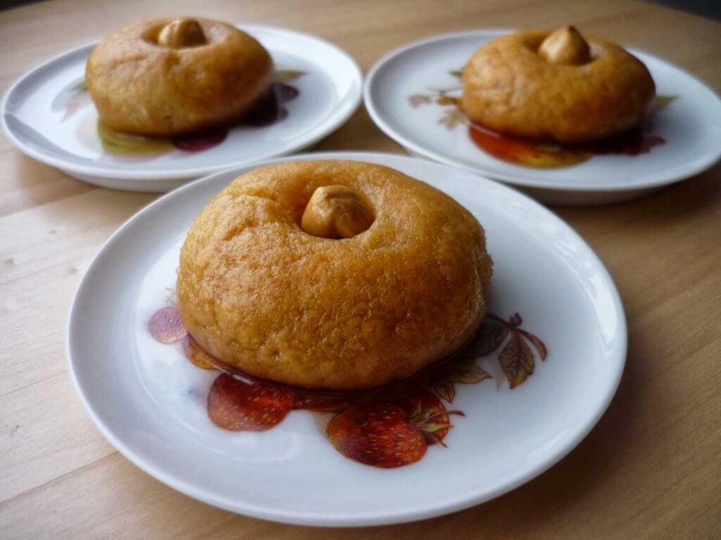 Zuckerstückchen Rezept - Şekerpare Tarifi