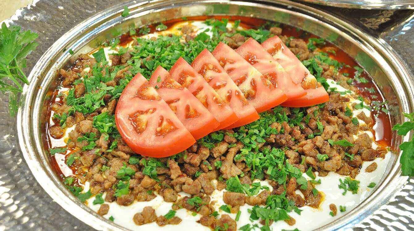 Ali Nazik Kebab - Ali Nazik