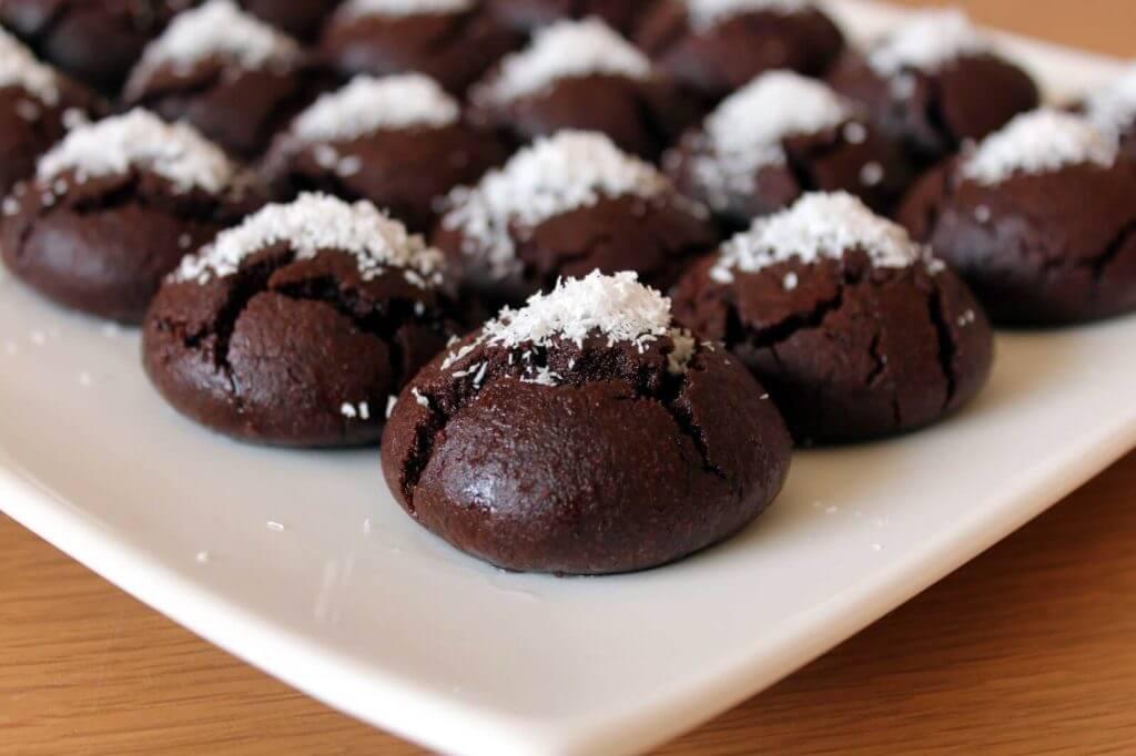 Schokoplätzchen - Çikolatalı Kurabiye