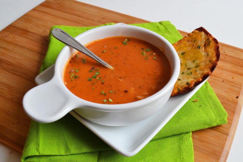 Tarhana Suppe - Tarhana Çorbası