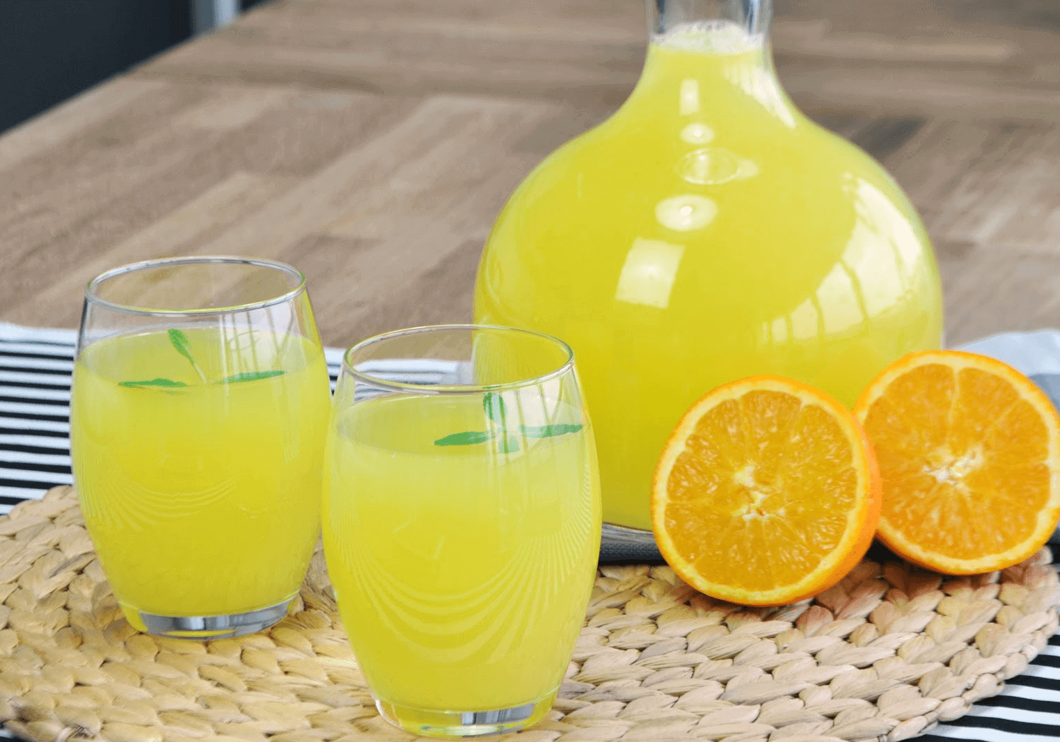 Photo of Türkische Limonade – Limonata