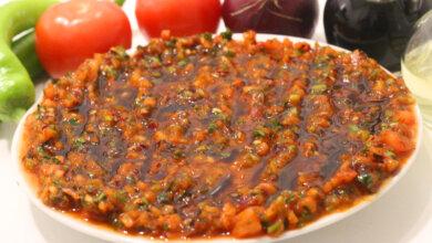Photo of Türkische Paprika Peperoni Dip – Acılı Ezme