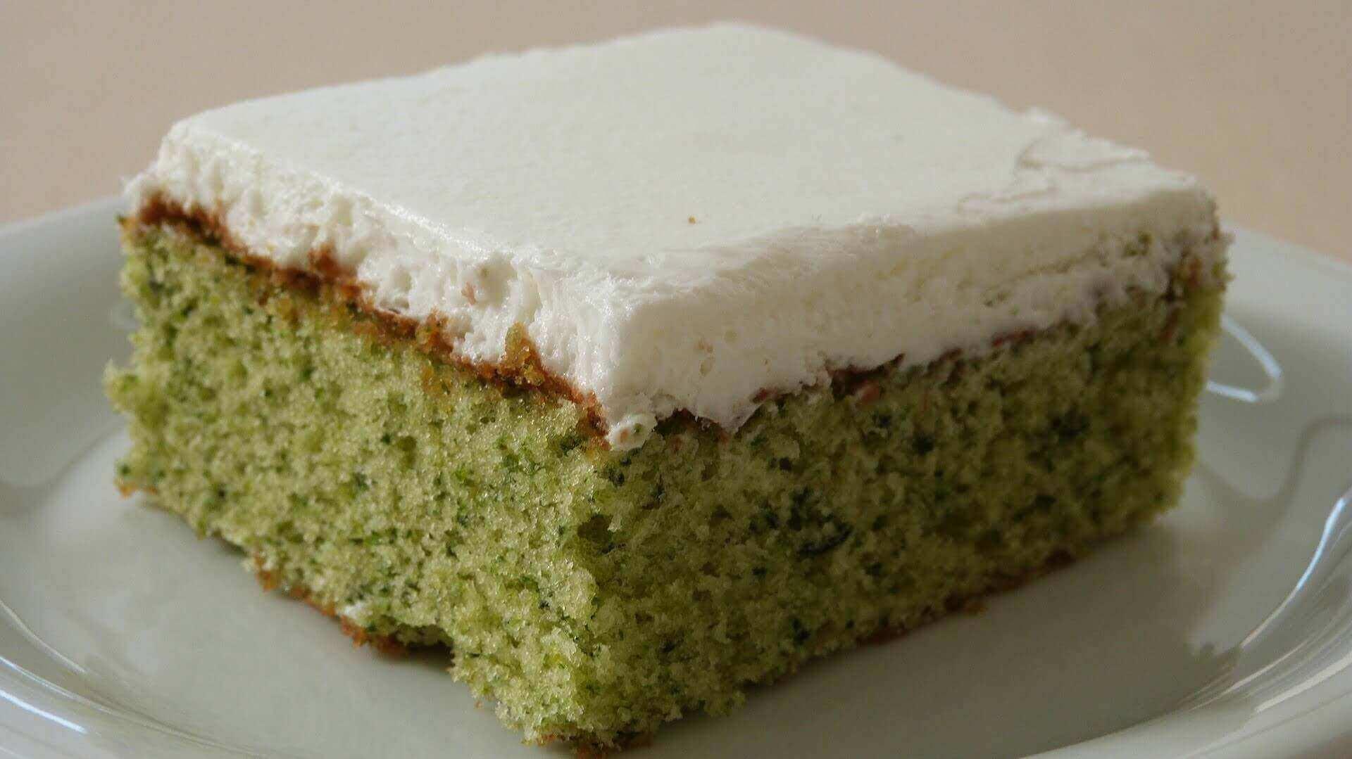 Türkischer Spinatkuchen - Ispanaklı Kek