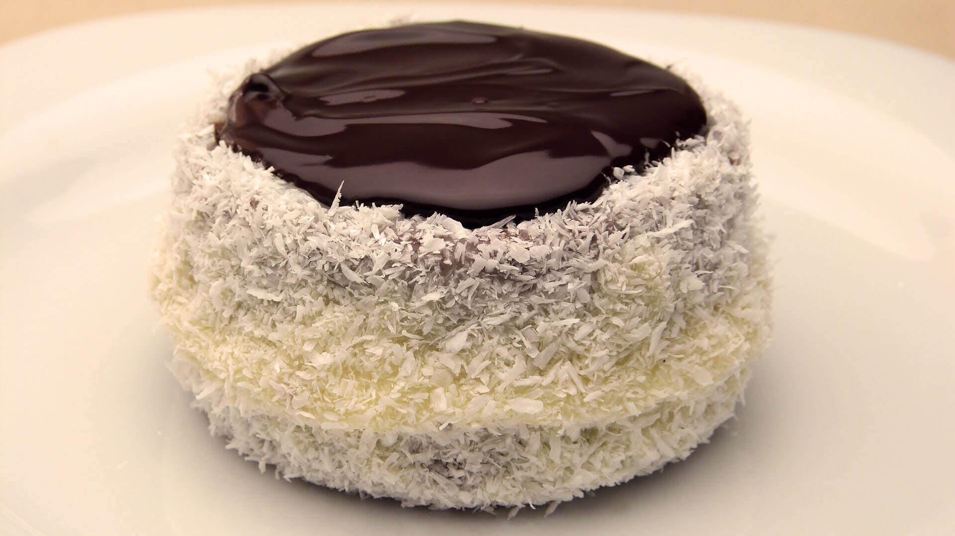 Türkische Törtchen (Turban des İmam) - İmam Sarığı Pastası