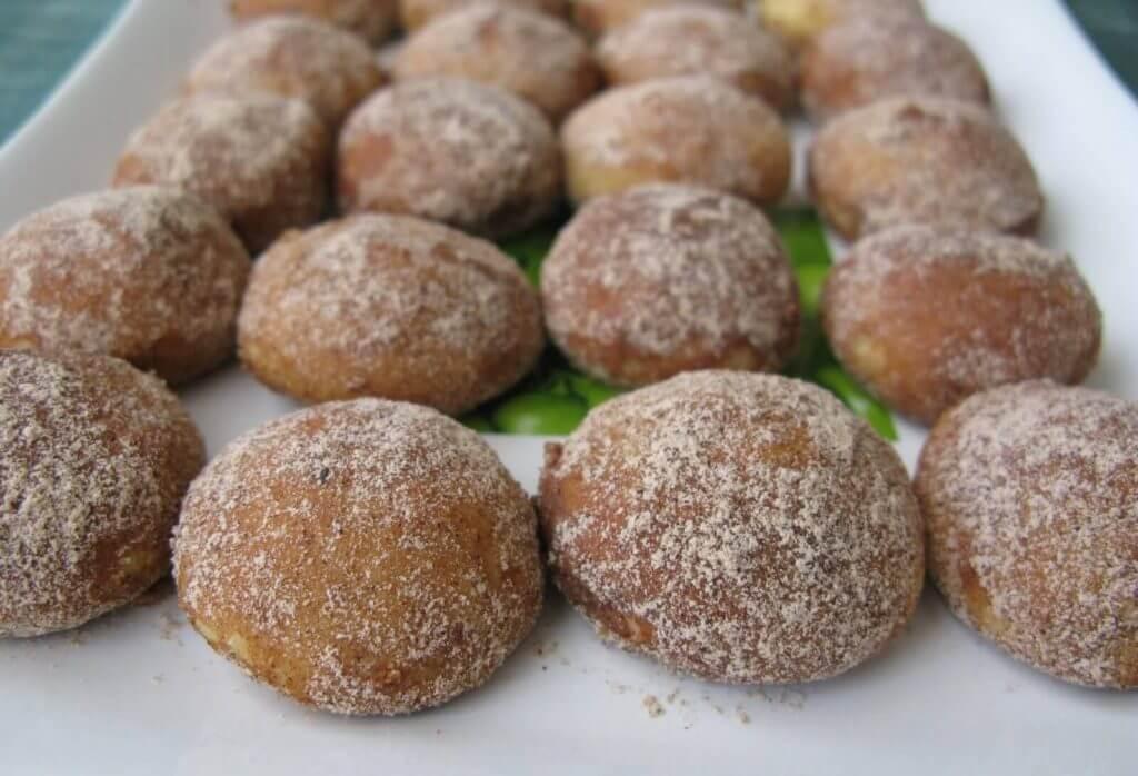 Türkische Nuss-Zimt-Plätzchen - Fındıklı Tarçınlı Kurabiye