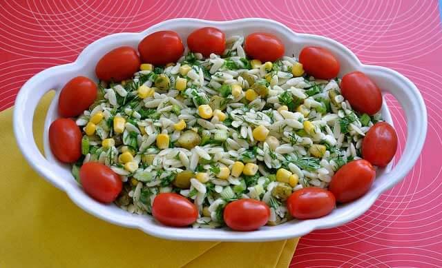 Nudelreissalat Rezept - Arpa Şehriye Salatası Tarifi