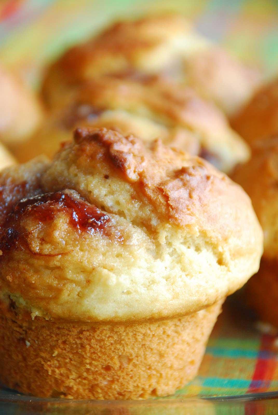 Riesen Muffins - Dev Muffinler