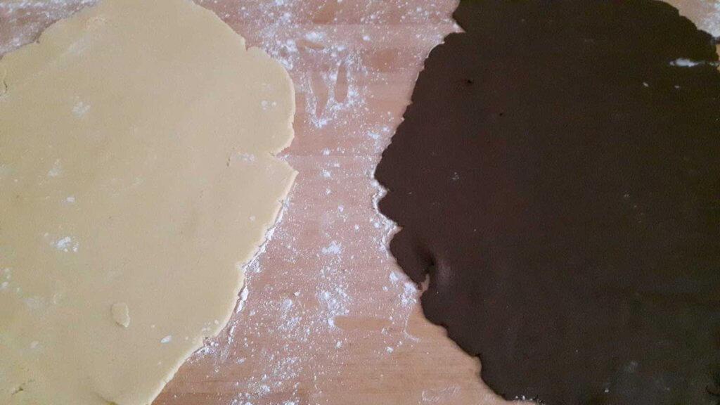 Cappuccino Kekse Rezept – Kahveli Çikolatalı Kurabiye Tarifi