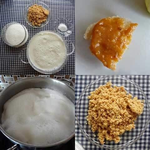 Erdnussbutter Rezept - Fındık Ezmesi Tarifi