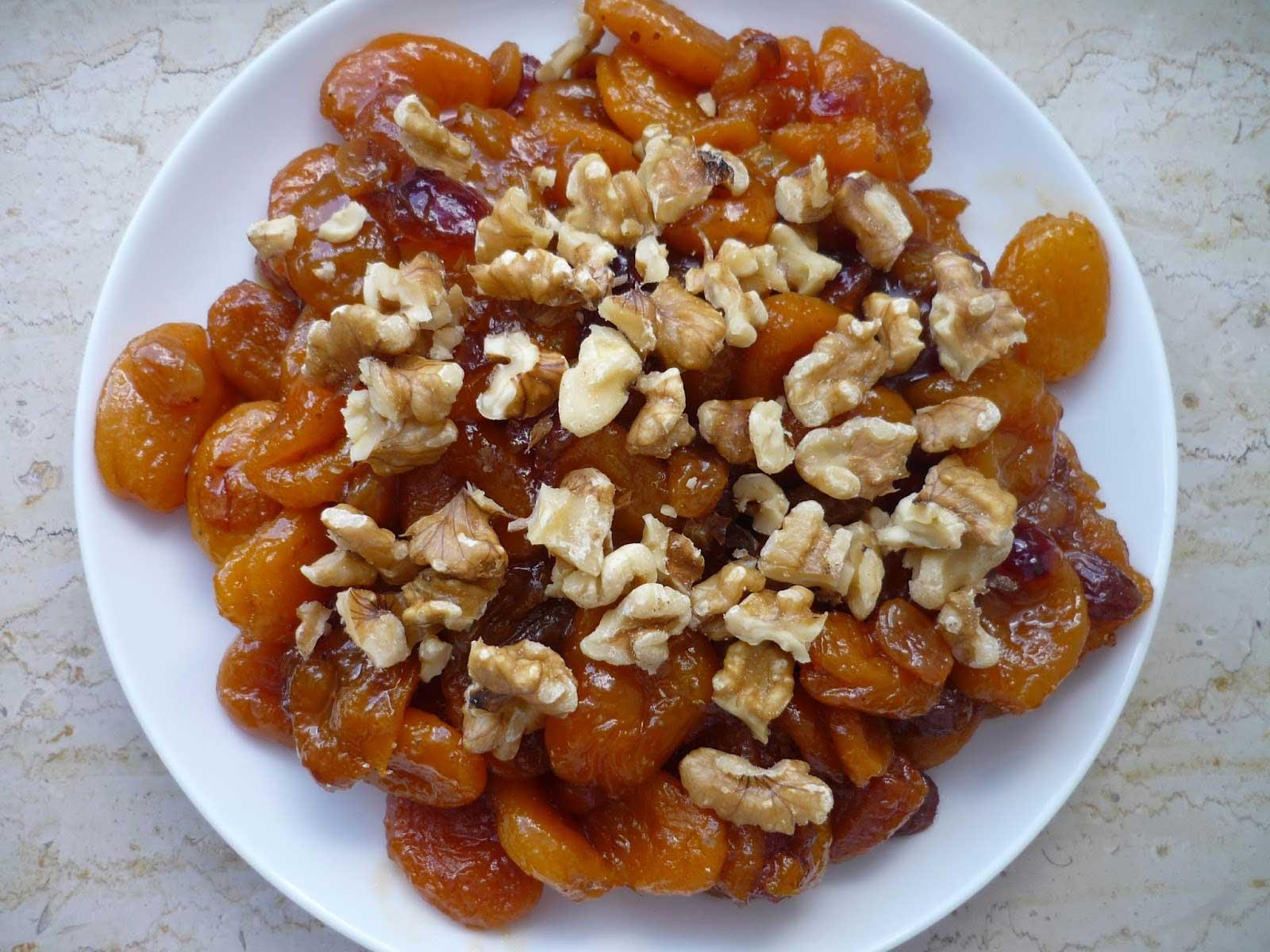 Photo of Getrocknete Aprikosen Dessert – Kuru Kayısı Tatlısı