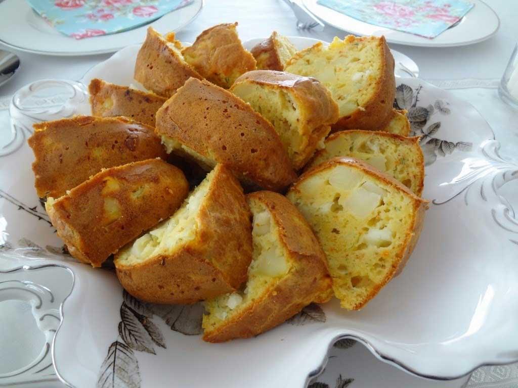 Kartoffelkuchen - Patatesli Kek