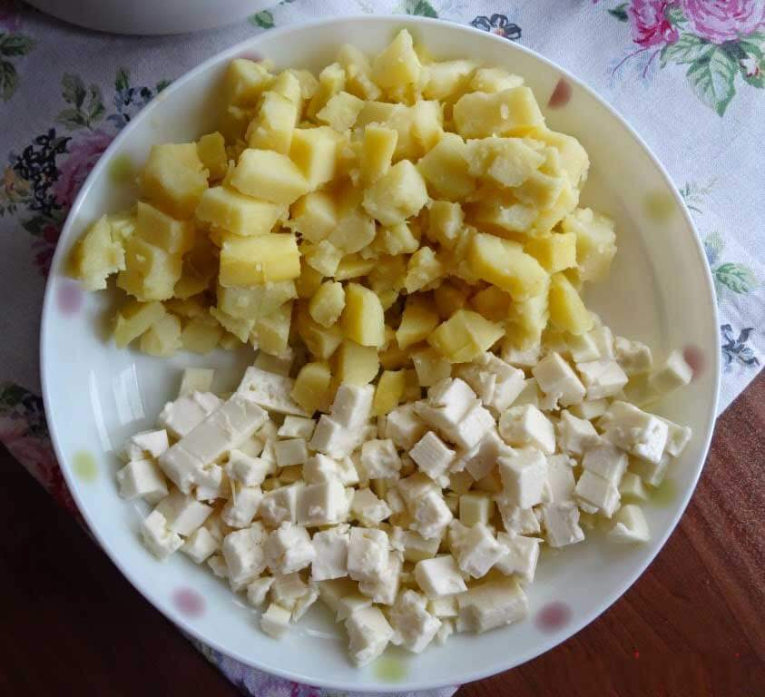 Kartoffelkuchen Rezept - Patatesli Kek Tarifi