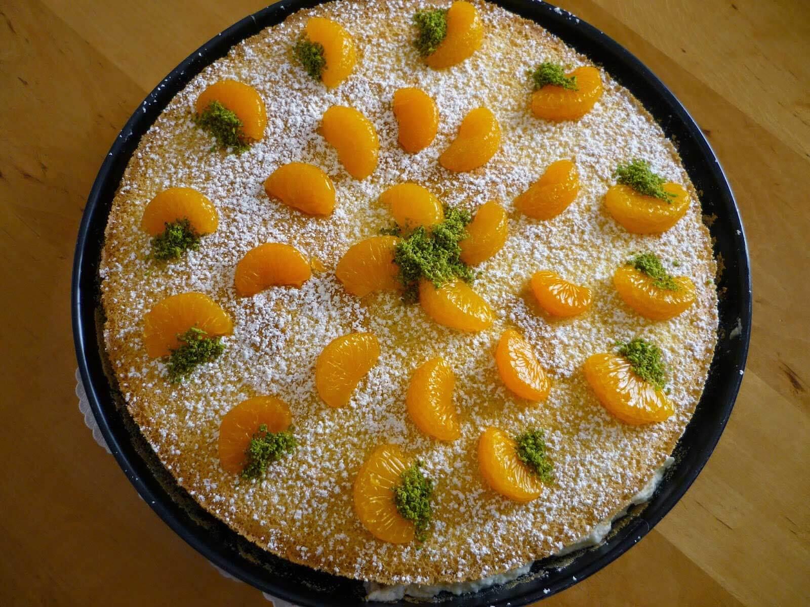 Photo of Mandarinenkuchen – Mandalina Pasta