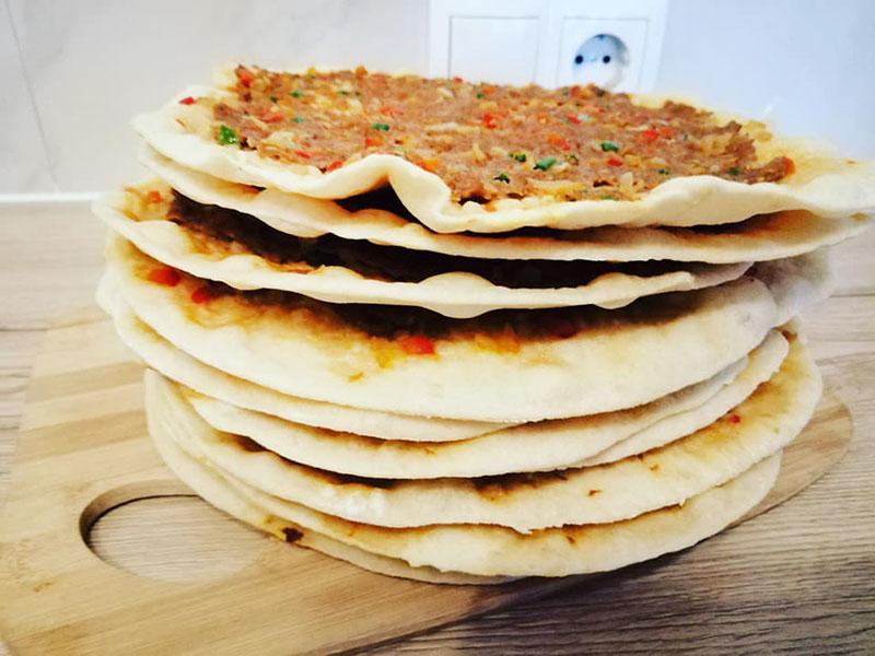 Lahmacun Rezept - Türkische Pizza