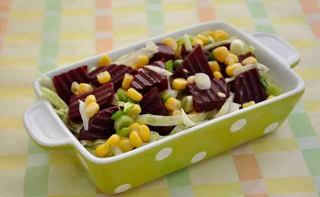 Rote Bete Salat - Pancar Salatası
