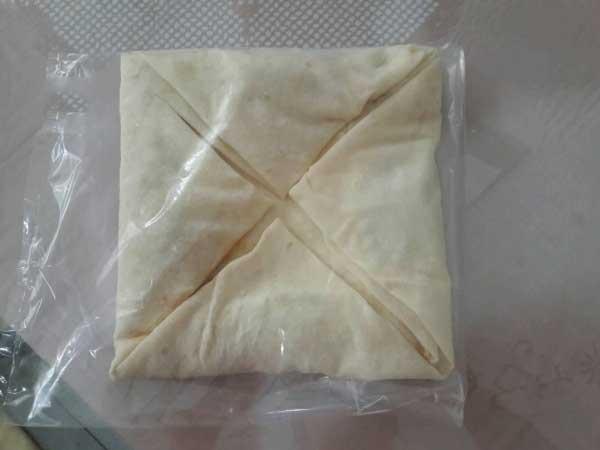 Börek zum einfrieren Rezept - Dondurucu İçin Börek Tarifi