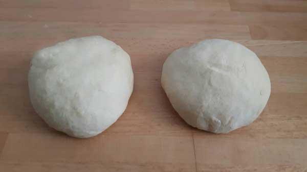 Gebäck mit Pudding und Sauerkirschen Rezept - Pudingli Vişneli Tatlı Çörek Tarifi