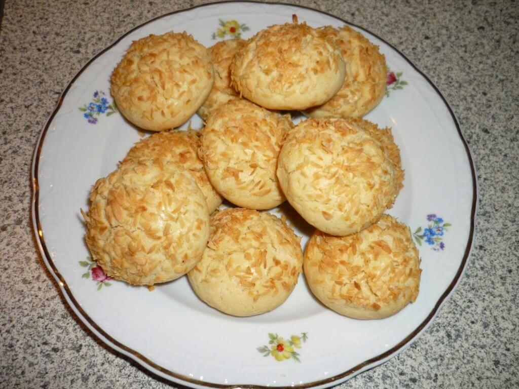 Kokos-Kekse - Hindistan Cevizli Kurabiye