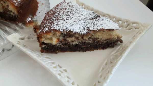 Marmorkuchen mit Mohn - Haşhaşlı Mermer Kek