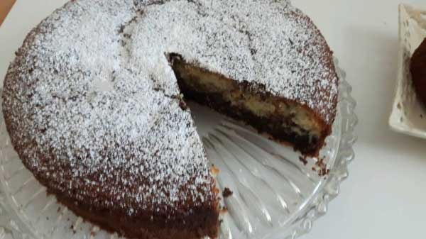 Marmorkuchen mit Mohn Rezept - Haşhaşlı Mermer Kek Tarifi