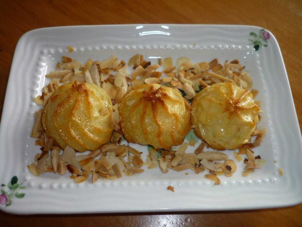 Türkisches Dessert - Lor Tatlısı