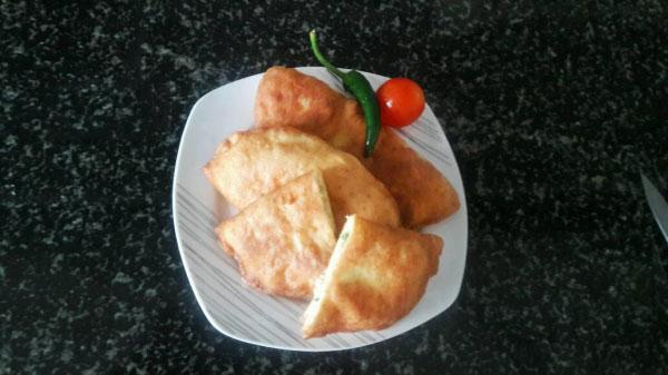 Einfacher Börek - El Böreği