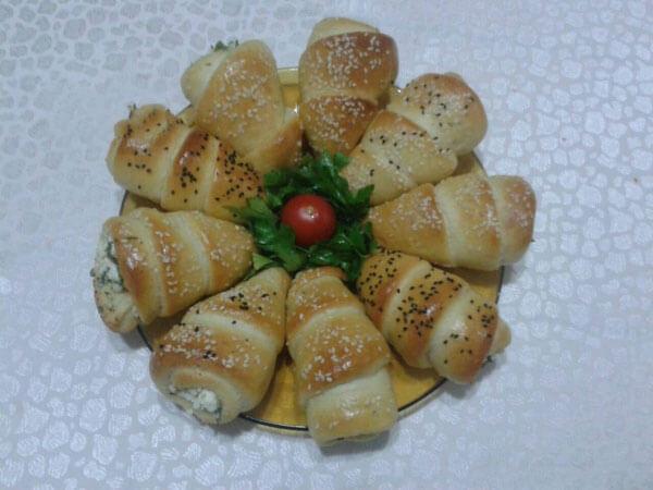 Eiswaffel Börek - Külah Poğaca
