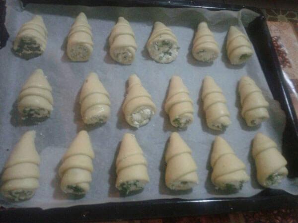Eiswaffel Börek Rezept - Külah Poğaca Tarifi