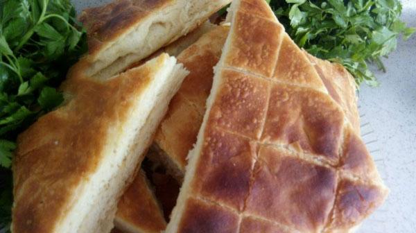 Knuspriges faltiges Gebäck – Kat Kat Çıtır Çörek