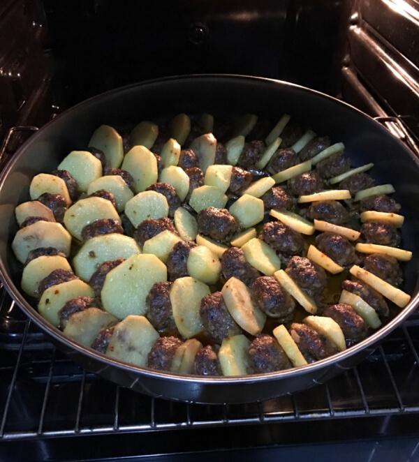 Kartoffel Kebab Rezept – Patates Kebabı Tarifi