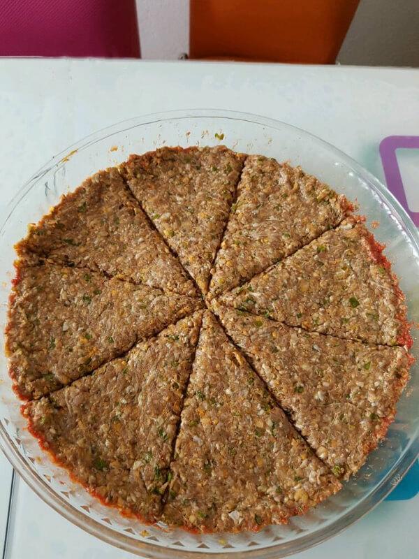 Kebab im Blech Rezept - Tepsi Kebabı Tarifi