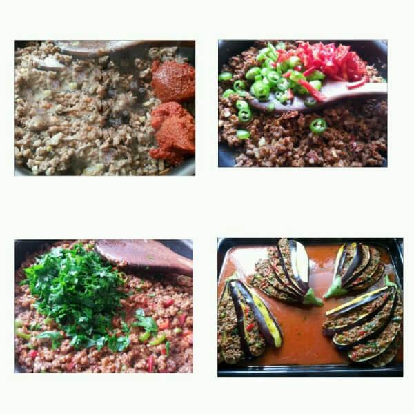 Fächer Kebab - Yelpaze Kebabı