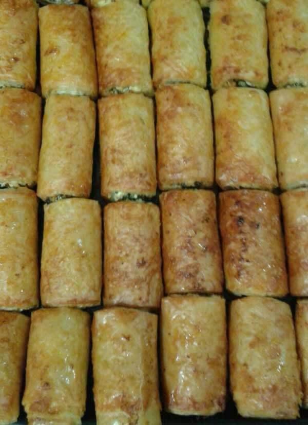 Baklava Börek Rezept