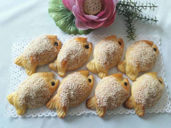 Fisch Börek - Balık Poğaçalar