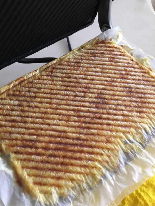 Kartoffel Toast - Patates Tost