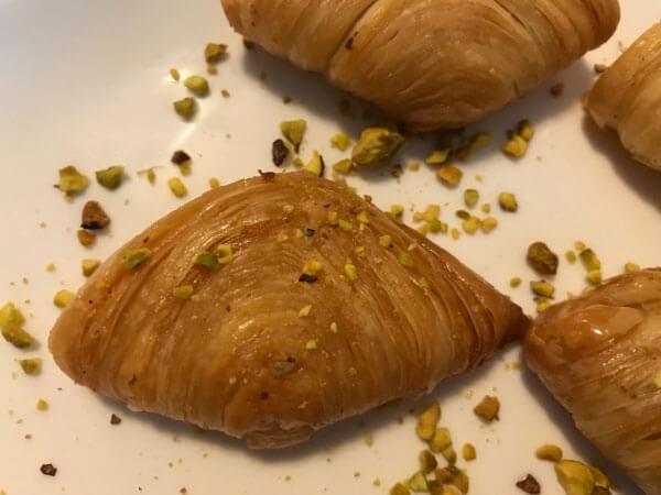 Photo of Muschel Dessert – Midye Tatlısı