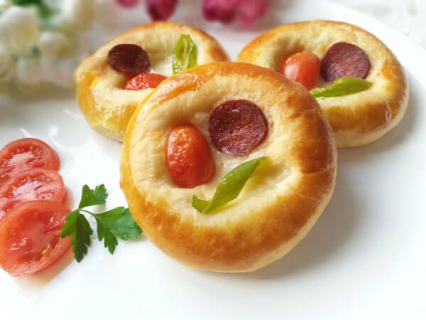 Pizza Börek - Pizza Poğaça