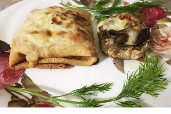 Türkischer lokaler Kebab - Bohça Kebabı
