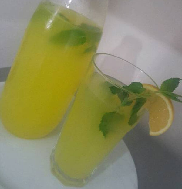 Photo of Frisch gepresste Limonade – Doğal Limonata