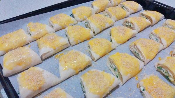 Börek mit Butter - Tereyağlı Börek