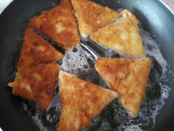 Dreieck Börek - Üçgen Börek