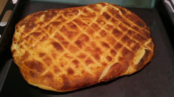 Gebäck für den Frühstück - Kahvaltılık Kızarmış Çörek