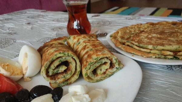 Pancake Börek - Pankek Börek