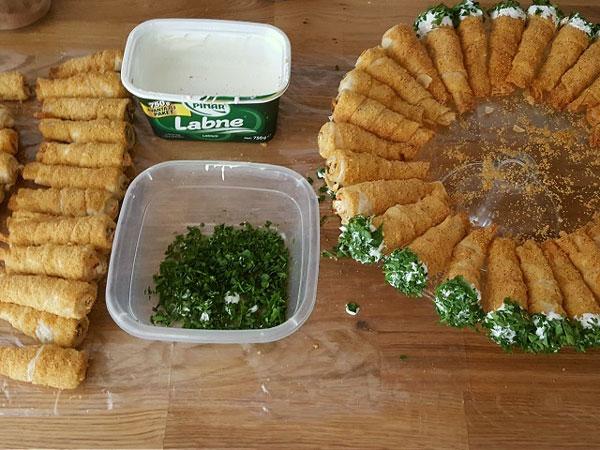 Türkische Börek - Külah Börek