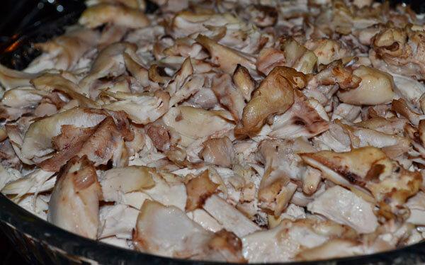 Weizengrütze mit Hähnchen - Tavuklu Bulgur Pilavı