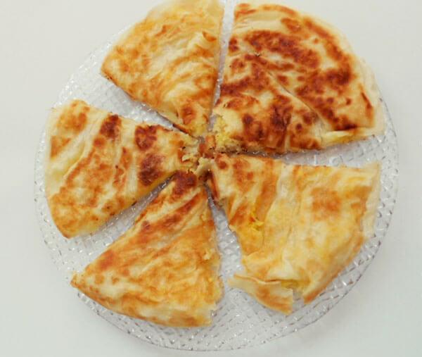 Photo of Börek im Blech mit Kartoffel – Patatesli Tepsi Böreği